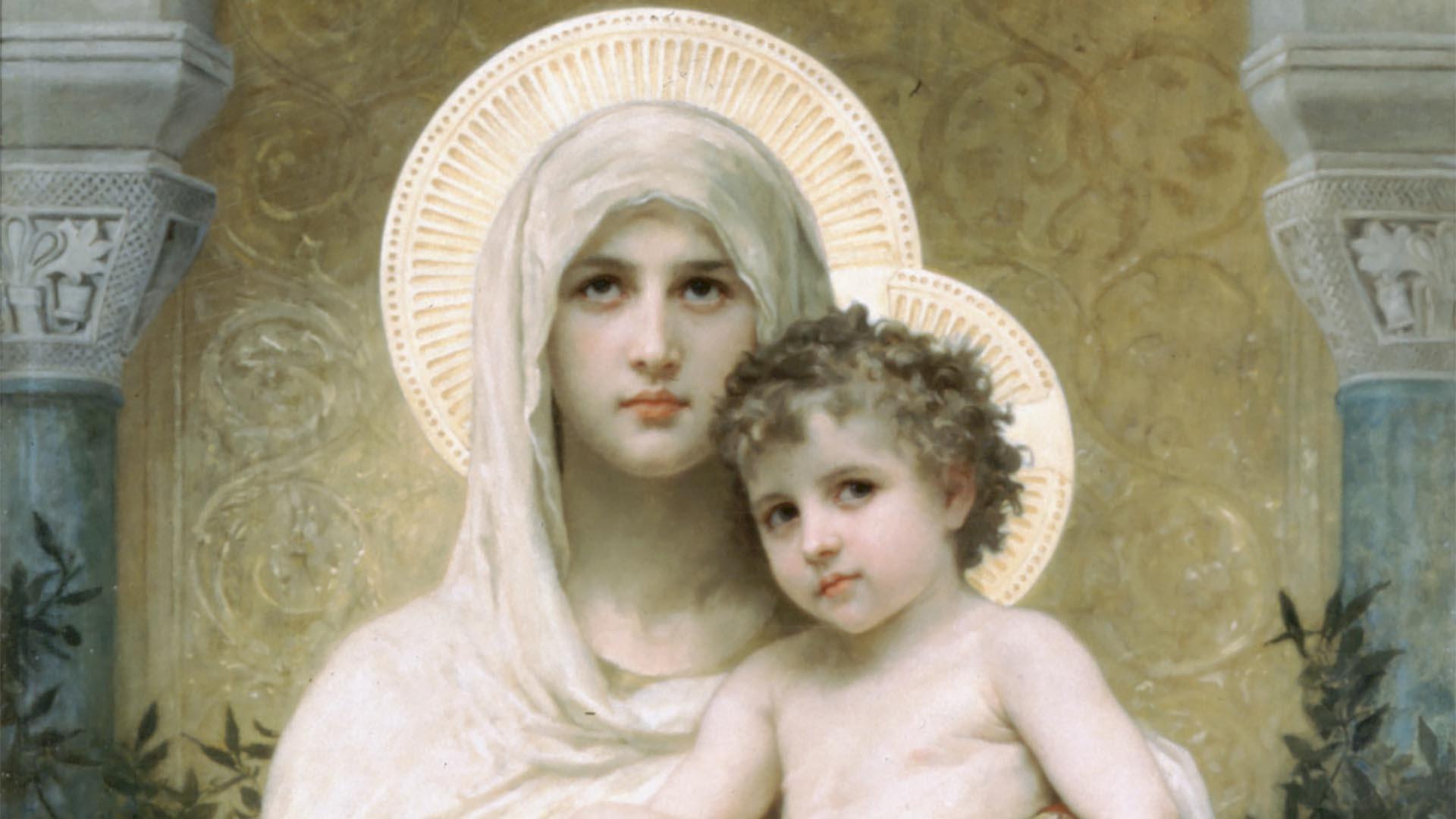 Maria Donna dei Giorni Nostri
